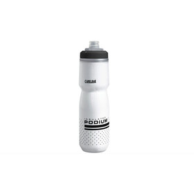 CamelBak Podium Chill Gourde 710ml, white/black